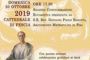 santallucio-CELEBRAZIONE EUCARISTICA patrono cattedrale giubileo pescia