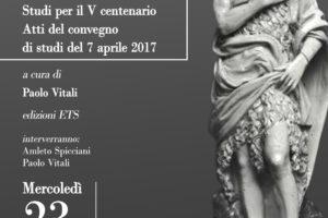 giubileo presentazione-libro diocesi di pescia Paolo Vitali