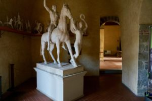 Palagio Palazzo del Podestà Gipsoteca Libero Andreotti Pescia