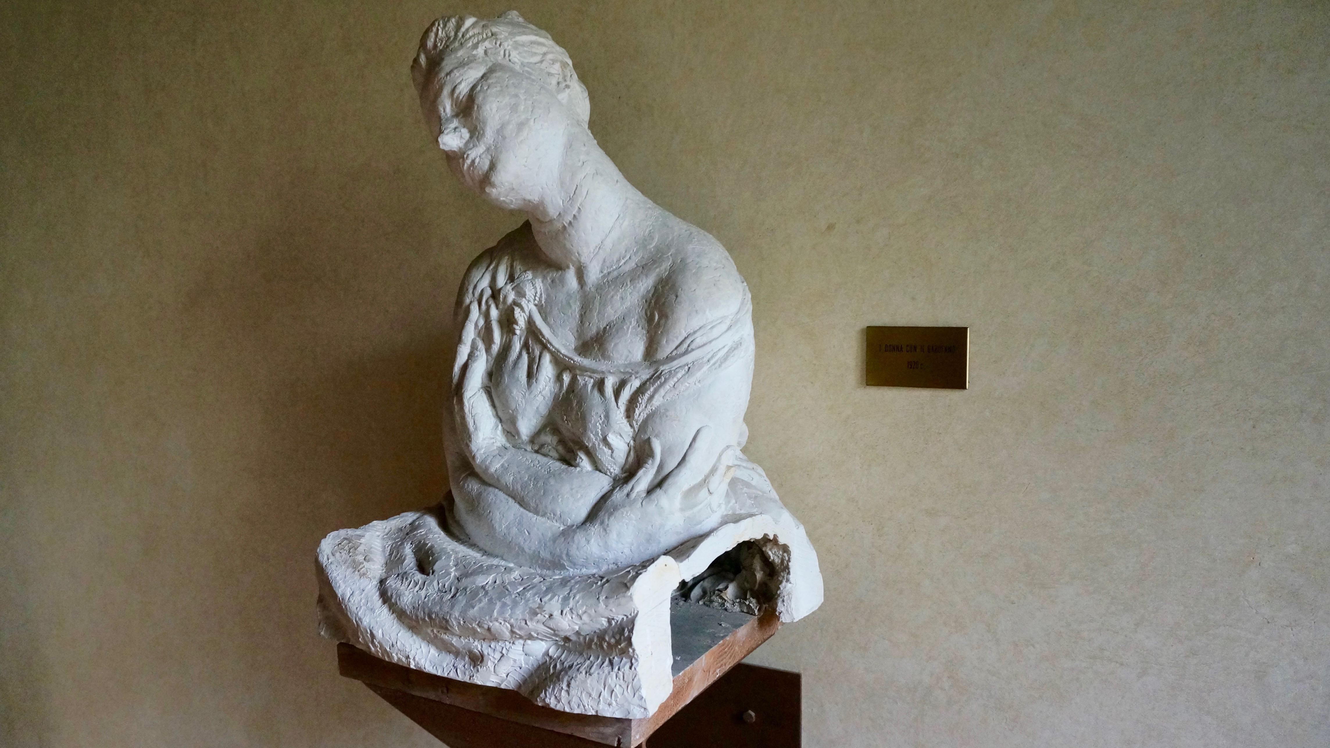 Palagio Palazzo del Podestà Gipsoteca Libero Andreotti velia pesaro sgarbi Pescia