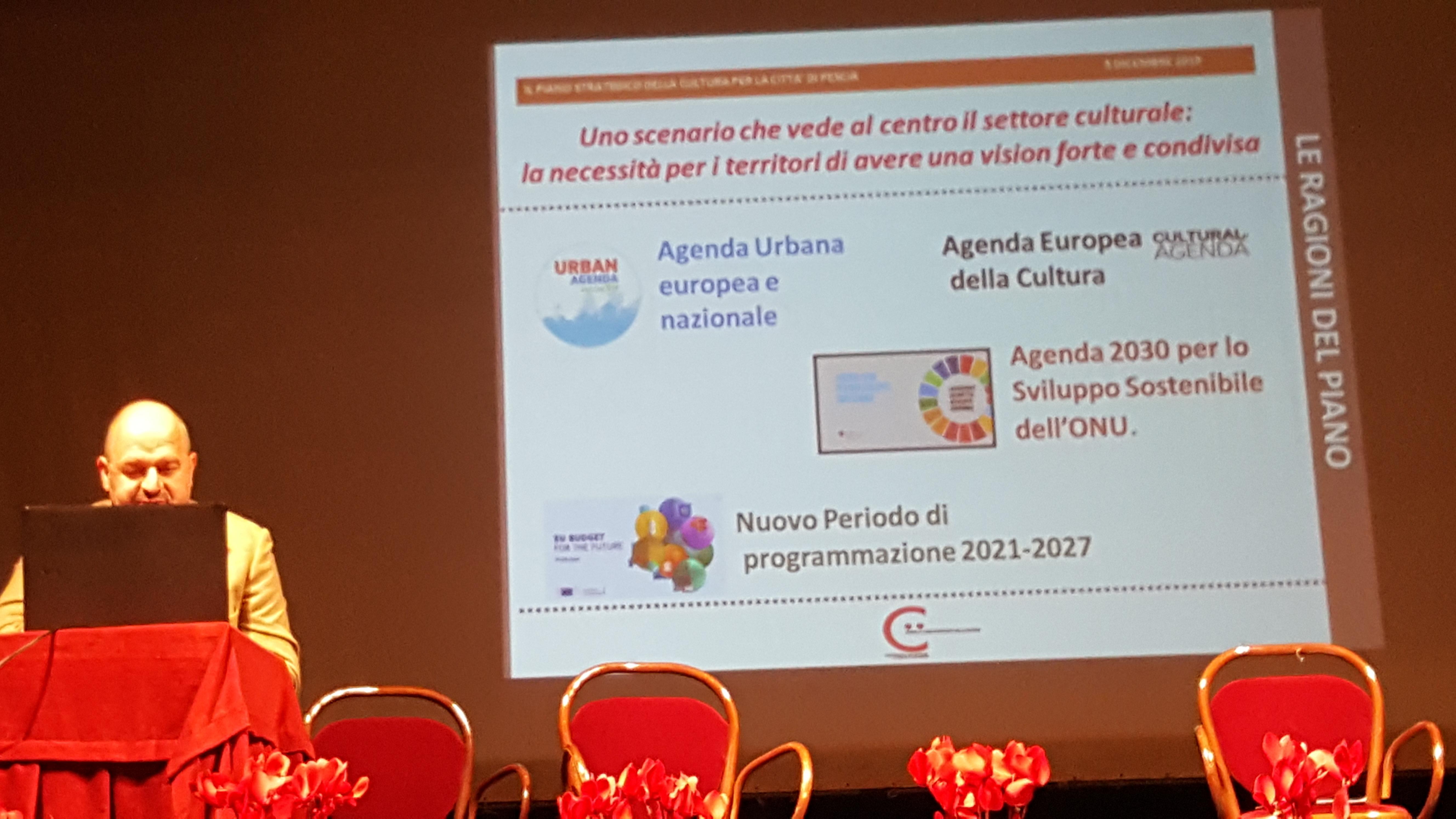 piano strategico cultura workshop turismo pescia