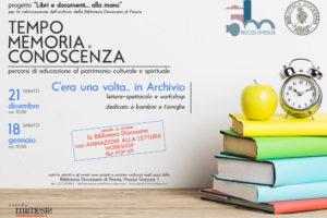 tempo memoria conoscenza Biblioteca Diocesana Pescia