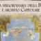 APERTURA STRAORDINARIA DEL CAPITOLO E DELLA BIBLIOTECA DIOCESANA