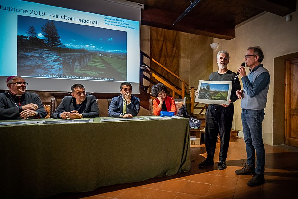premiaizone regionale wiki loves monuments pescia