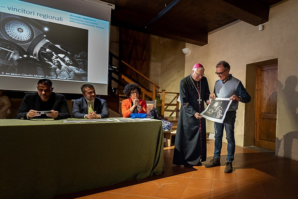 minghi vescovo filippini cattedrale pescia