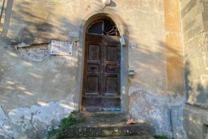 17 Antico ingresso della Casa di Mendicità