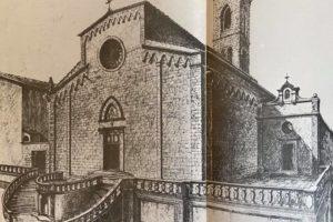 37 Chiesa Santo Stefano con chiesuola S. Gaetano di Guido Michelotti