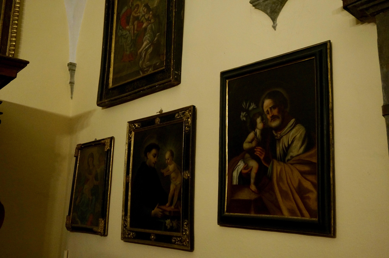 monastero benedettino conservatorio femminile san michele pescia