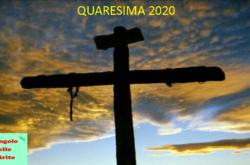 INIZIO CAMMINO QUARESIMA 2020 ANGOLO DELLO SPIRITO DON STEFANO SALUCCI PESCIA