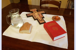preghiera domenicale domestica in famiglia diocesi di pescia