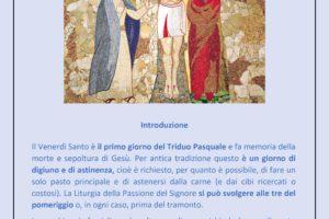 0009 sussido preghiera famiglia casa settimana santa 2020 diocesi pescia