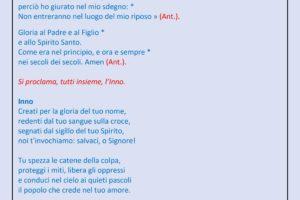 0023 sussido preghiera famiglia casa settimana santa 2020 diocesi pescia