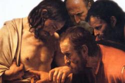2 domenica pasqua tommaso domenica in albis divina misericordia pescia
