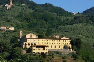 FN20 Casa di Nazareth convento, ex-castello di Pescia