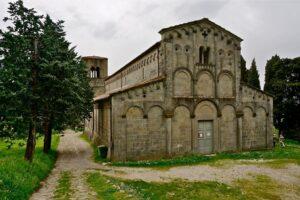 FN8 Pieve di Castelvecchio SS.Tommaso e Ansano