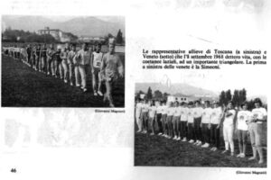 Femminili 1968 Atletica Pescia 1946 sport pescia
