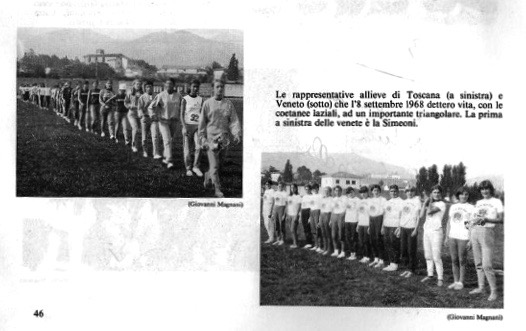 Atletica Pescia 1946 sport pescia