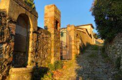 cafaggio percorsi storici birindelli mulattiera Barignano Monte a Pescia