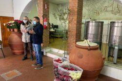 inaugurazione punto vendita istituto agrario Anzilotti Pescia