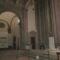 vista laterale transetto con trittico della robbia cattedrale pescia