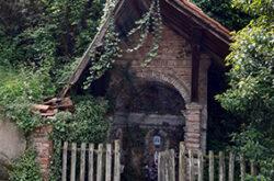 restauro piccola cappella dedicata a Maria SS. Immacolata ospedale quelli pescia cuore pescia